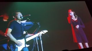 Hmong Night 2 - Lue Vang Sandy Moua Keexeng Vang Live performance - Best Quality