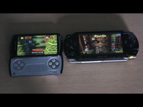 What Is The Xperia Play Like As A Gaming Device?