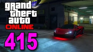 Grand Theft Auto 5 Multiplayer - Part 415 - Progen T20 Super Car Fully Customized! (GTA Online)
