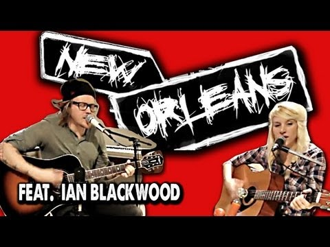 NEW ORLEANS - Sarah Blackwood ft. Ian Blackwood (RANCID) Music Videos