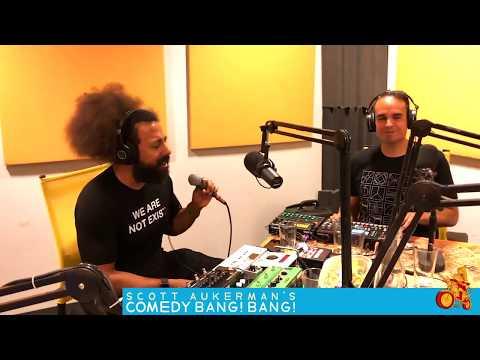 Reggie Watts Is Back On Comedy Bang! Bang!
