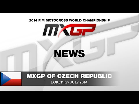 Mxgp Of Czech Republic 2014 Highlights - Motocross video