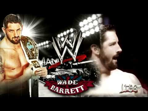 WWE: Wade Barrett New Entrance Theme: