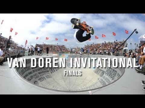 Van Doren Invitational Finals - TransWorld SKATEboarding