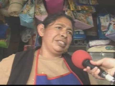 parte 1 Documental Ventas cellejeras en Quetzaltenango