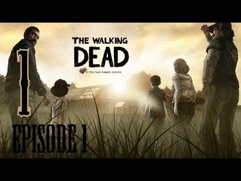 The Walking Dead Episode 1 - Atınç Ve Enes - Bölüm 1