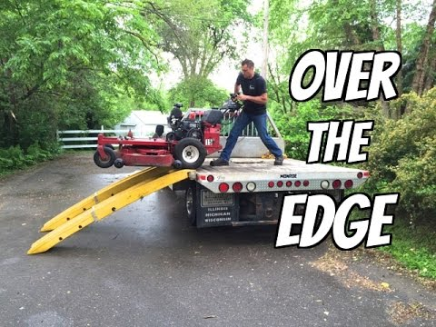 Lawn Mower Review ---  ExMark Walk Behind  or Toro Grandstand?