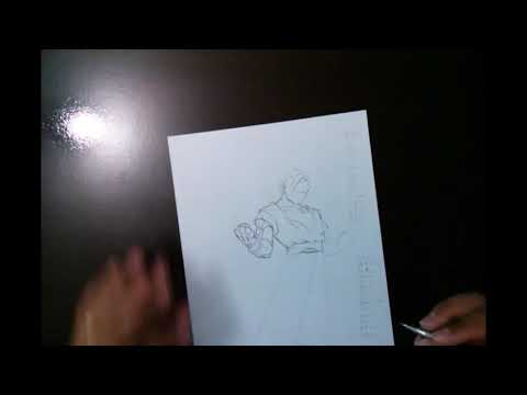 Top Tutoriais: Como Desenhar o Goku Super Saiyajin 3 (How to Draw Goku Super Saiyan 3)