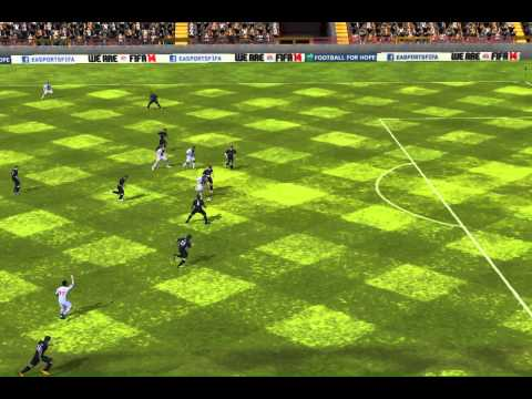 FIFA 14 iPhone/iPad - Inter vs. PSG