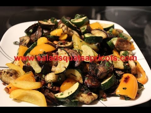 How To Grill Roast Vegetables Indoors