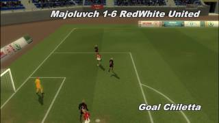 FS Masters League: Majoluvch vs Redwhite United