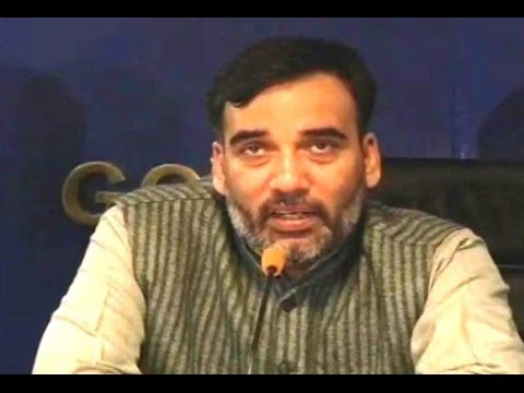 Gopal Rai Resigns As Delhi Transport Minister Over Health Issues