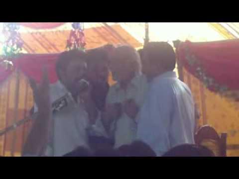 Shafqat Mohsin Kazmi 13rajab2011 Talagang (Ali di Ajj Saligirah ayi)