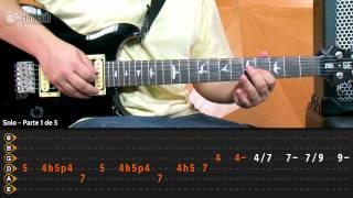 Black Sabbath Video - N.I.B - Black Sabbath (aula de guitarra)