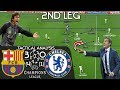 Download How Valverde's Barcelona Broke Chelsea's Compact Shape Set Up by Conte in 2nd Leg: Tactical Analysis in Mp3, Mp4 and 3GP
