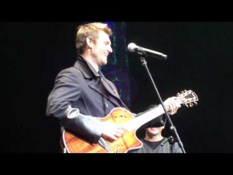 Nick Carter in Japan 2011 - Acoustic QPG