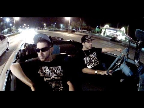 lay Some Noise Jon Young & J. Cash Official Music Video Hd (in Car Performance) video