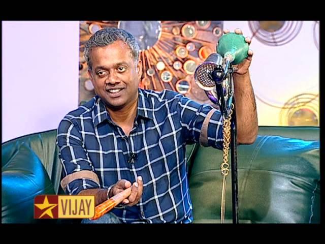 Koffee with DD - Gautham Menon and Arun Vijay   15th February 2015   Promo 3