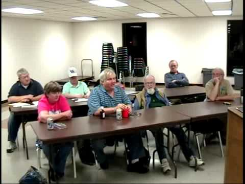 KY-QRP December 2012 meeting