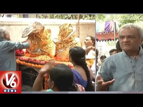 CPI National Secretary Narayana Attends Comrade Kamalamma Statue Inauguration Event | V6 News