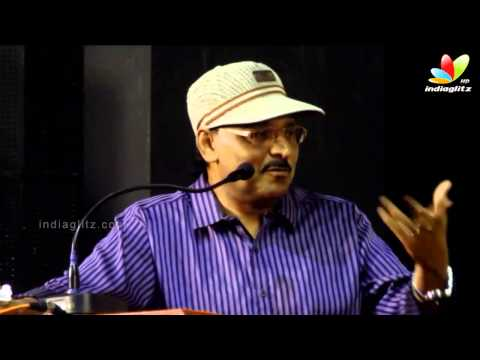 Bhagyaraj speaks about Ilayaraja | Vilaguthu Thirai Music Album Launch | Perarasu