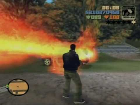 GTA III Review (PS2)