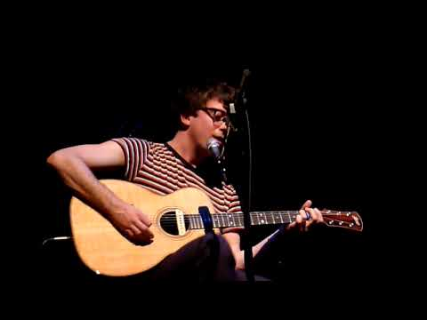 Graham Coxon Latte &amp; Live Line Solo Acoustic @ Manchester RNCM 11th November 2009