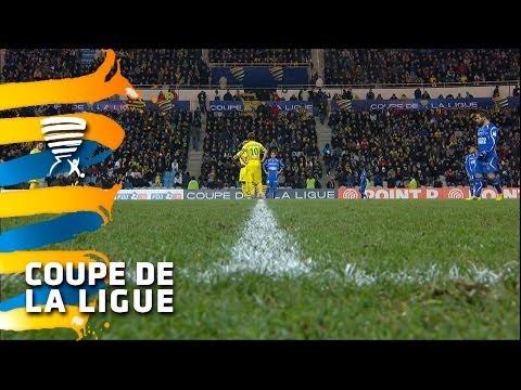 FC Nantes - AJ Auxerre (1-0) - 17/12/13 (1/8 de finale) - (FCN - AJA) - Résumé