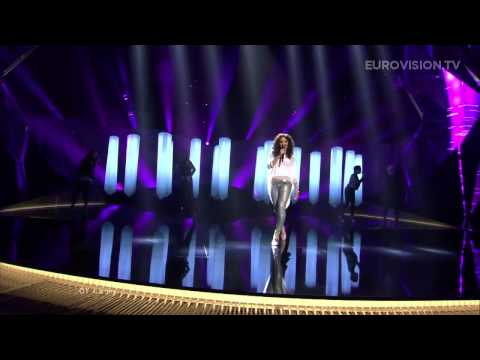 Natlia Kelly - Shine (Austria) - LIVE - 2013 Semi-Final (1)