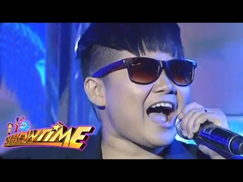 It's Showtime Kalokalike Face 3: Charice Pempengco (semi-finals) video