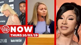 Amber Guyger Sentencing For Murder Of  Botham Jean + Kylie Jenner + New Music Update From Cardi B.