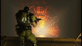 Doom 3 (Third-Person) Walkthrough Part 24 - Caverns 1