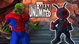 Spider-Man Unlimited - A FATHER POSSESSED   Event Gameplay