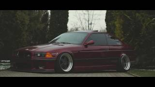 Dream    . comes   .  true ///  my BMW E36