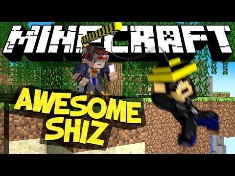 Minecraft Mod Showcase : Awesome Shiz Mod (Open Blocks)
