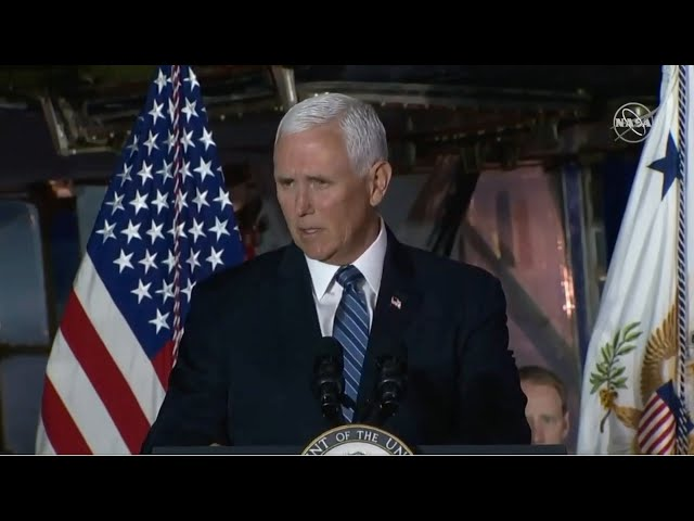 Is Space a War-Fighting Domain? Trump amp Pence Think So