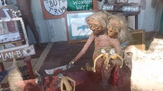 World's Oddest Museum of Art:  Alabama Roadside Attraction Thingy