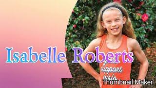 Isabelle Roberts Gymnastics Evolution