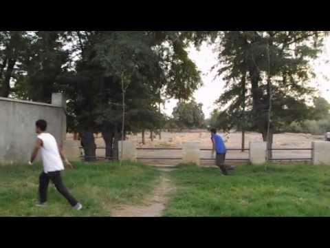 MOHAMMED PK ( vol 1) Parkour & Freerunning Oued Zem 2013