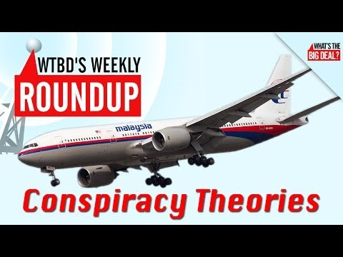 MH370: Weird Theories and How to Help