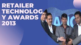 Retailer Technology Awards 2013