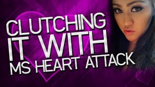 Clutching it With MsHeartAttack Ep 3 MW3