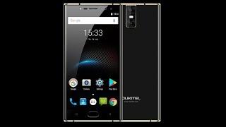 Распаковка и краткий обзор смартфона Oukitel K3