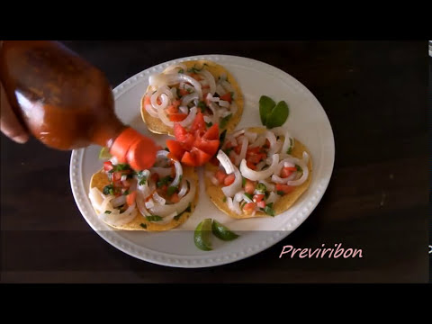 Tostadas de Cueritos *video 126*