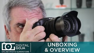 Sony DSC-RX10 III Cyber-shot Digital Still Camera | Unboxing & Overview
