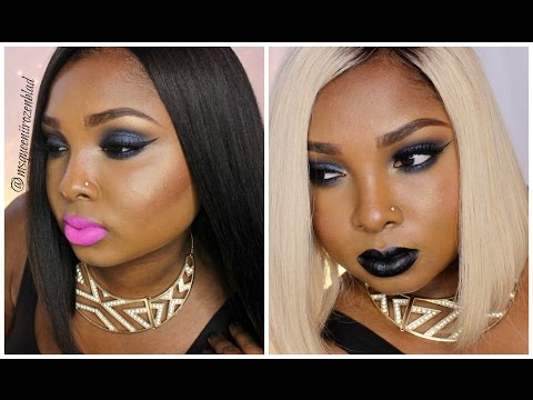 Full Face make up tutorial -Summer Clubbing /Collab with Lolabeautyplus