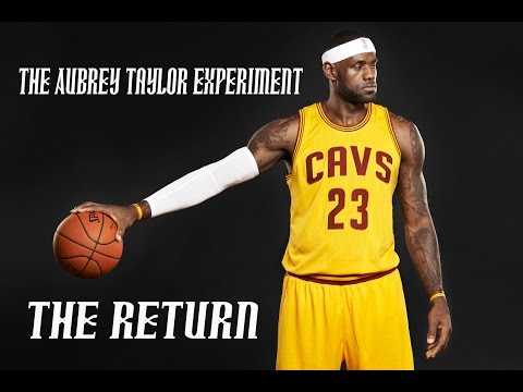 The Aubrey Taylor Experiment - The Return (Im Coming Home -...