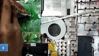 Asus X507U Laptop M.2 SSD Upgrade Oxygenit