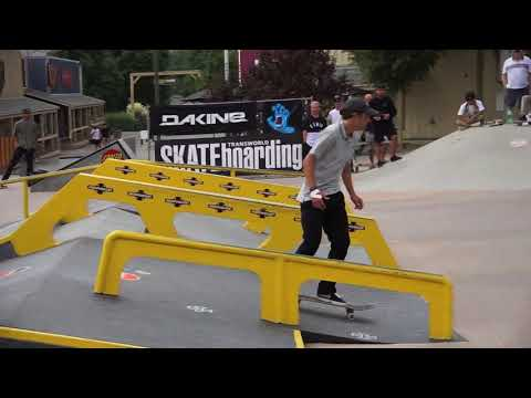 christian dufrene damn am woodward west 2017 finals run 1