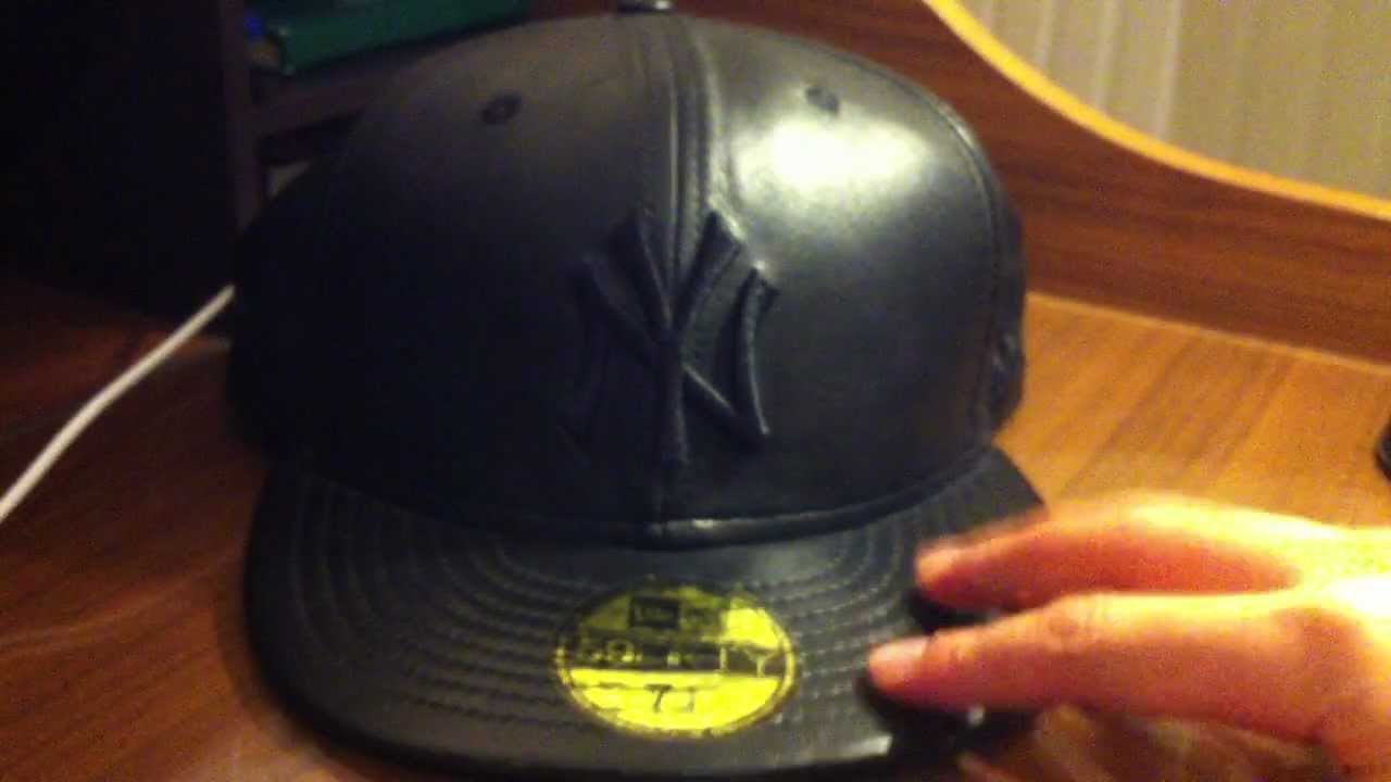 comment nettoyer une casquette new york